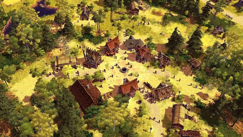 The Settlers : Bâtisseurs d'Empire