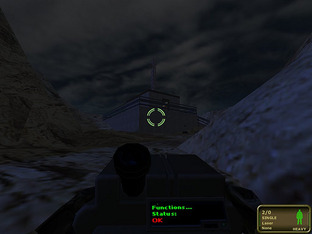 Test Shadow Force : Razor Unit PC - Screenshot 3