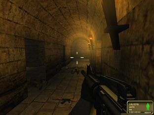 Test Shadow Force : Razor Unit PC - Screenshot 4