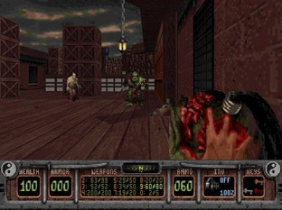 Test Shadow Warrior PC - Screenshot 2