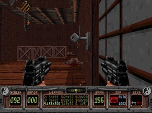 Test Shadow Warrior PC - Screenshot 8