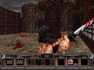 Test Shadow Warrior PC - Screenshot 11