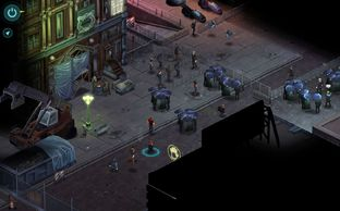 Test Shadowrun Returns PC - Screenshot 3