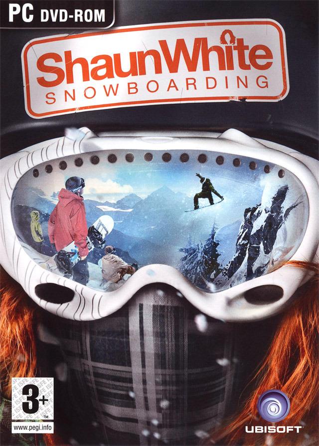 Shaun White Snowboarding (2008/MULTI2/Repack) [FS]