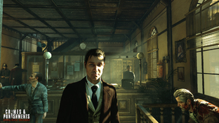 Sherlock Holmes : Crimes & Punishments s'offre quelques images