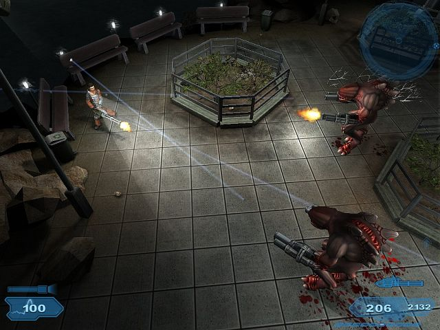 Shadowgrounds ScreenShot