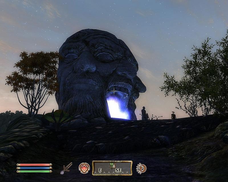 [Jeux PC] [FR] The Elder Scroll 4   Oblivion, SI, KoN rar preview 1