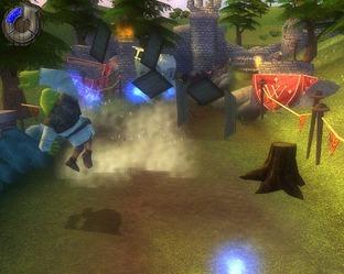 Test Shrek Le Troisième PC - Screenshot 4