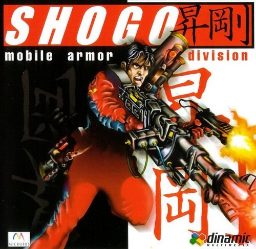 Shogo : Mobile Armor Division