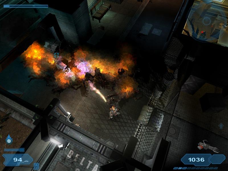 والإثارة Shadowgrounds Survivor shsupc008.jpg