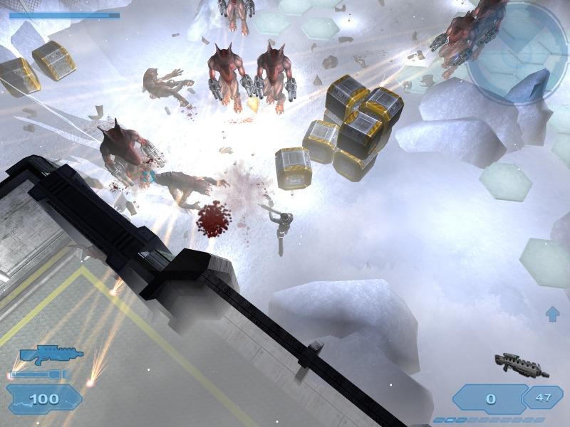 والإثارة Shadowgrounds Survivor shsupc011.jpg