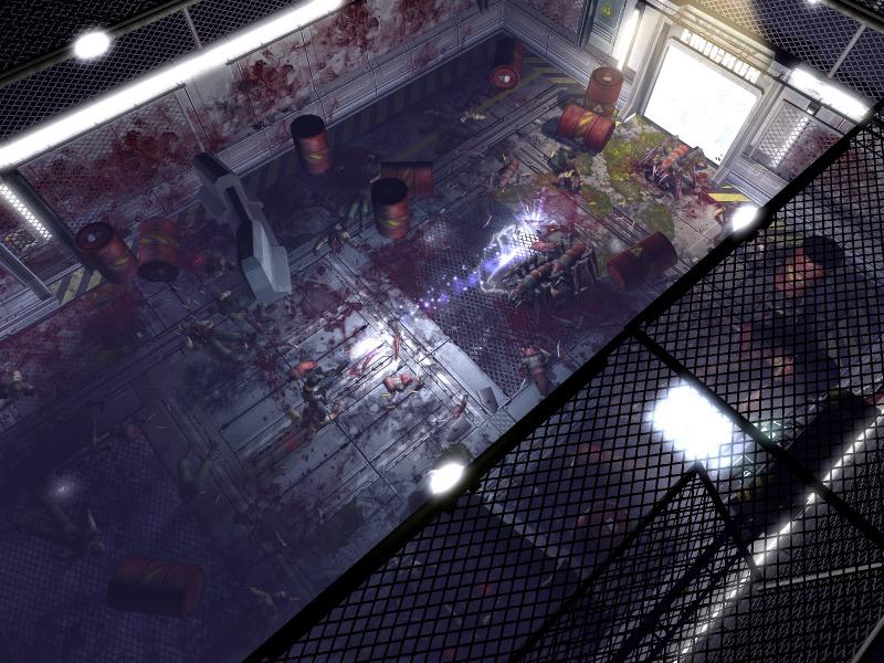 والإثارة Shadowgrounds Survivor shsupc018.jpg
