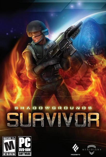 والإثارة Shadowgrounds Survivor shsupc0f.jpg