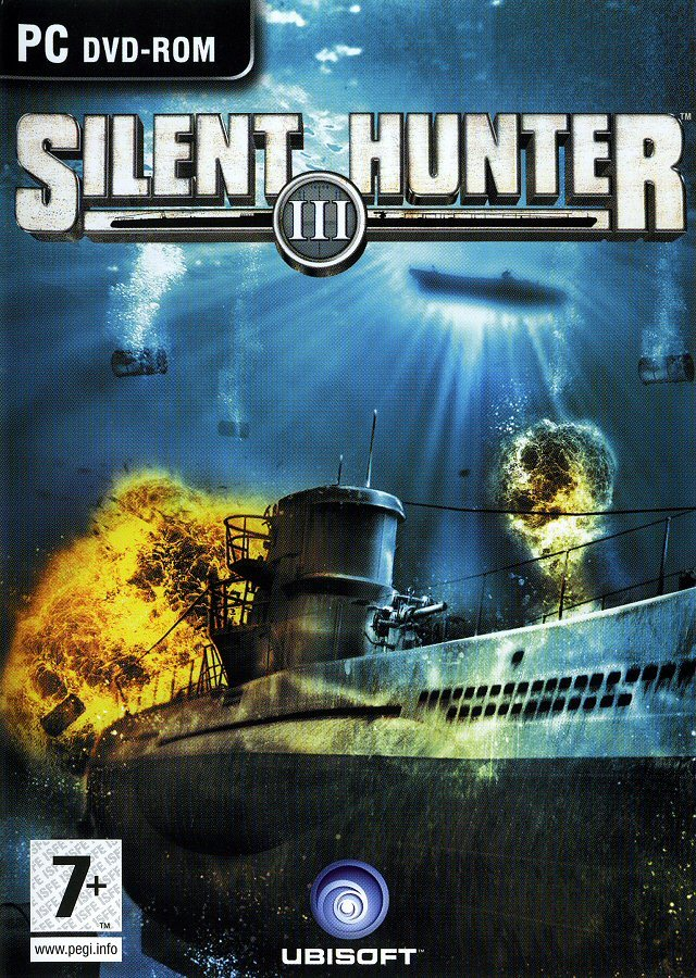 Silent Hunter 3 [PC] [FS]