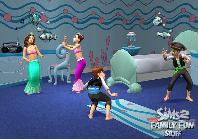 Images Les Sims 2 : Fun En Famille Kit PC