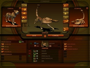 Test Impossible Creatures PC - Screenshot 12