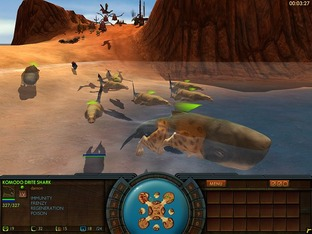 Test Impossible Creatures PC - Screenshot 13
