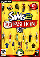 Les Sims 2 : Kit H&M Fashion