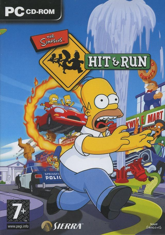 The Simpsons : Hit & Run [PC] [MULTI]