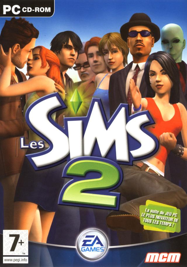 Les Sims 2 sur PC - jeuxvideo.com