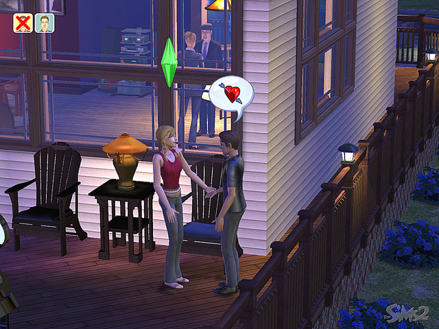EA Games. Like in the original Sims game, The Sims 2 will see sims