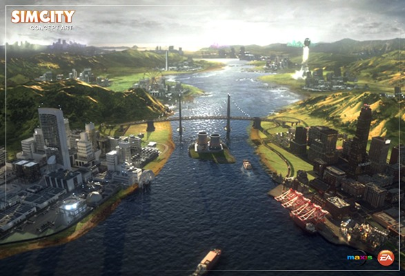 Images SimCity PC - 7