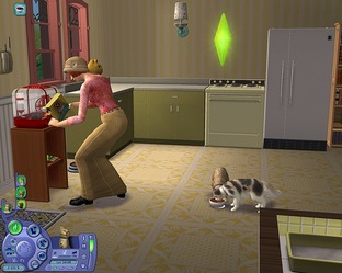 Test Les Sims 2 : Animaux & Cie PC - Screenshot 26