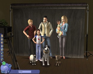 Test Les Sims 2 : Animaux & Cie PC - Screenshot 29