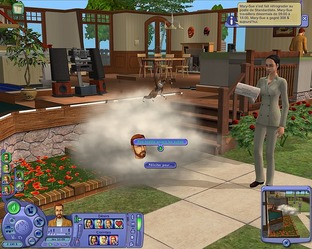 Test Les Sims 2 : Animaux & Cie PC - Screenshot 30