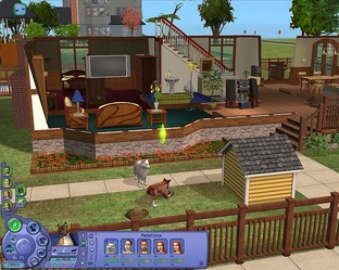 Test Les Sims 2 : Animaux & Cie PC - Screenshot 37