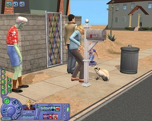 Test Les Sims 2 : Animaux & Cie PC - Screenshot 39