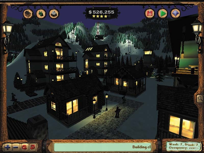 jeuxvideo.com Ski Resort Tycoon II - PC Image 5 sur 8