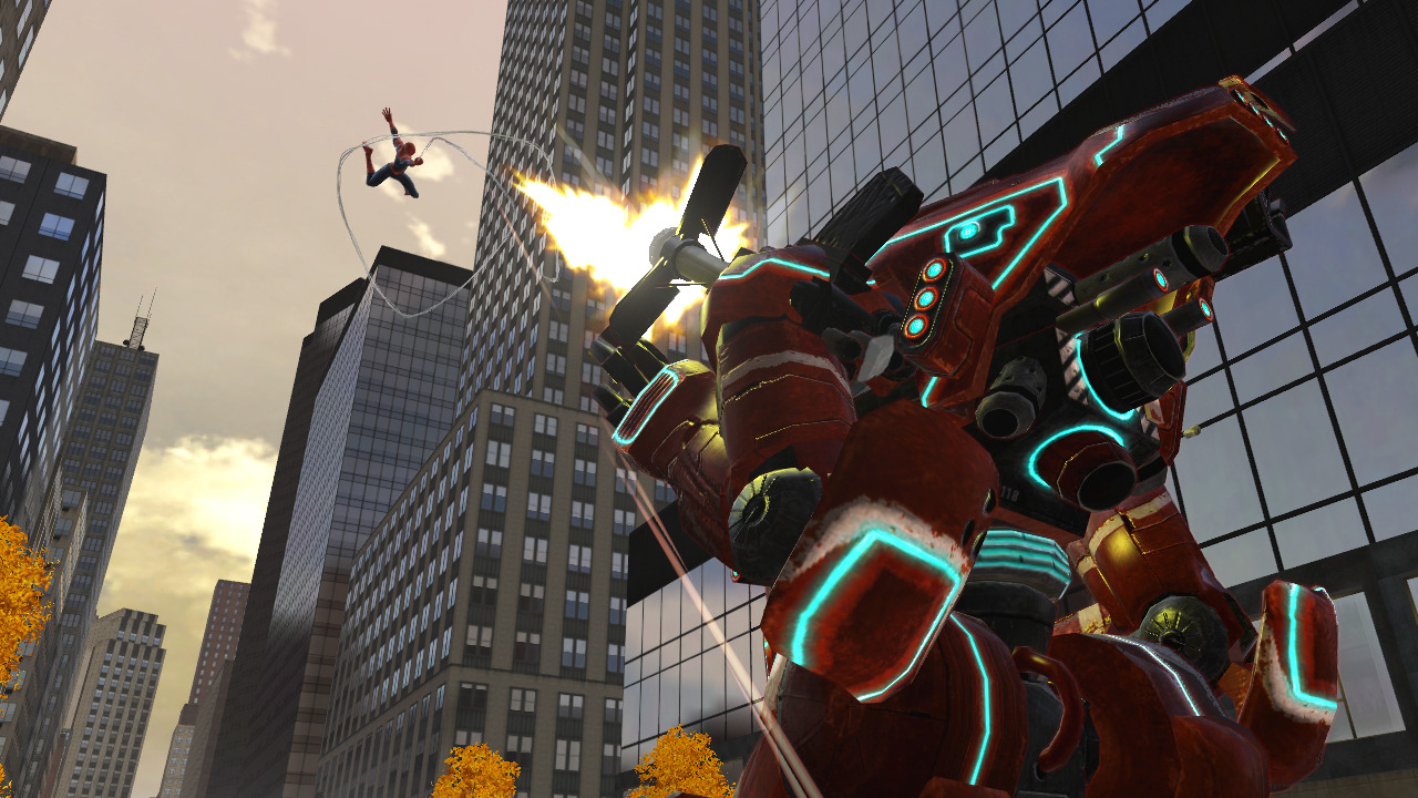 Images Spider-Man : Le R�gne des Ombres PC - 15