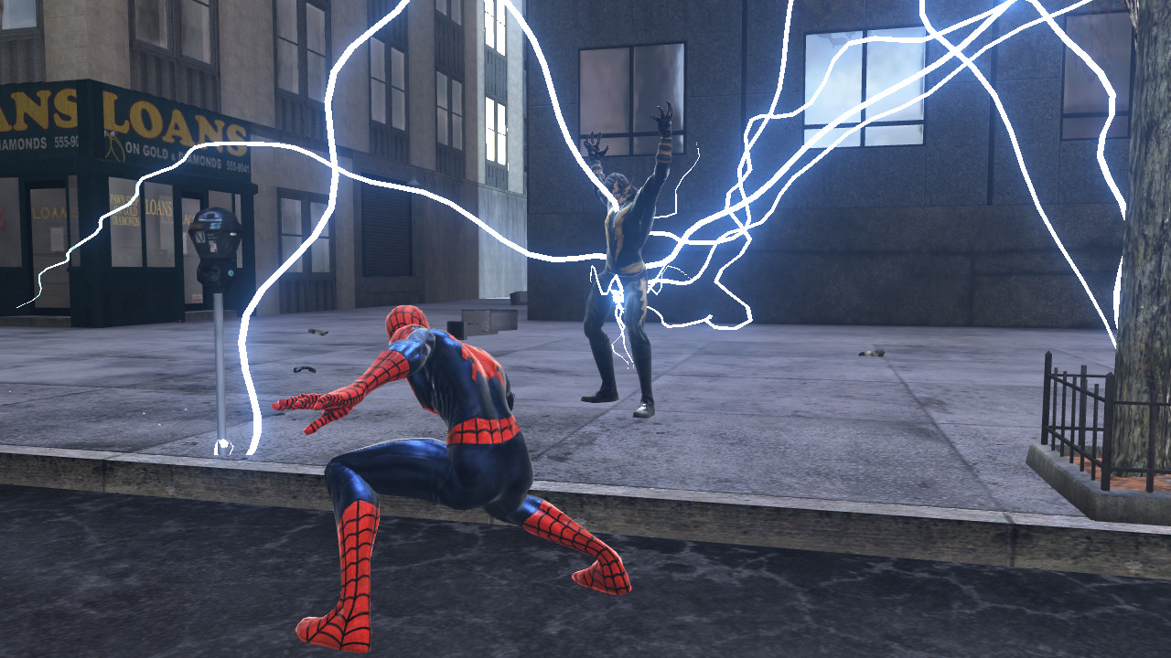 Images Spider-Man : Le R�gne des Ombres PC - 28
