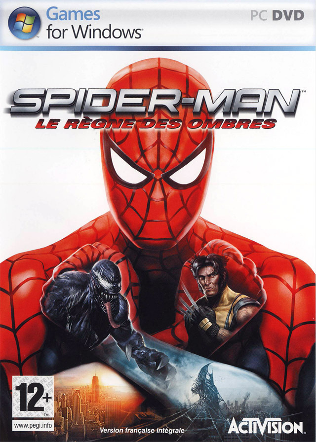 Spider-Man : Le Regne des Ombres [PC] [RELOADED]