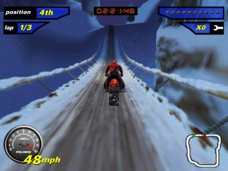 Игра Snowcross Скачать Бесплатно