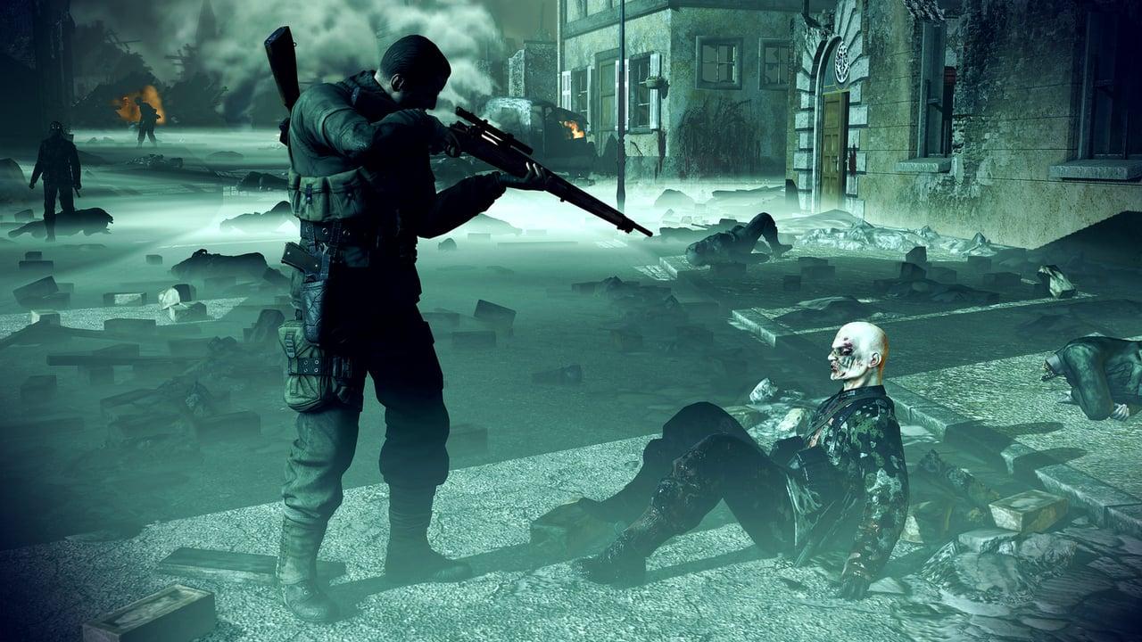 Sniper Elite Zombie روابط