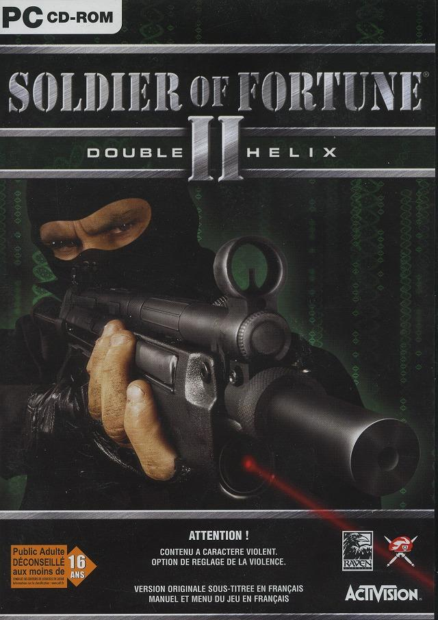 Soldier of Fortune 2 : Double Helix by Bobydic preview 0
