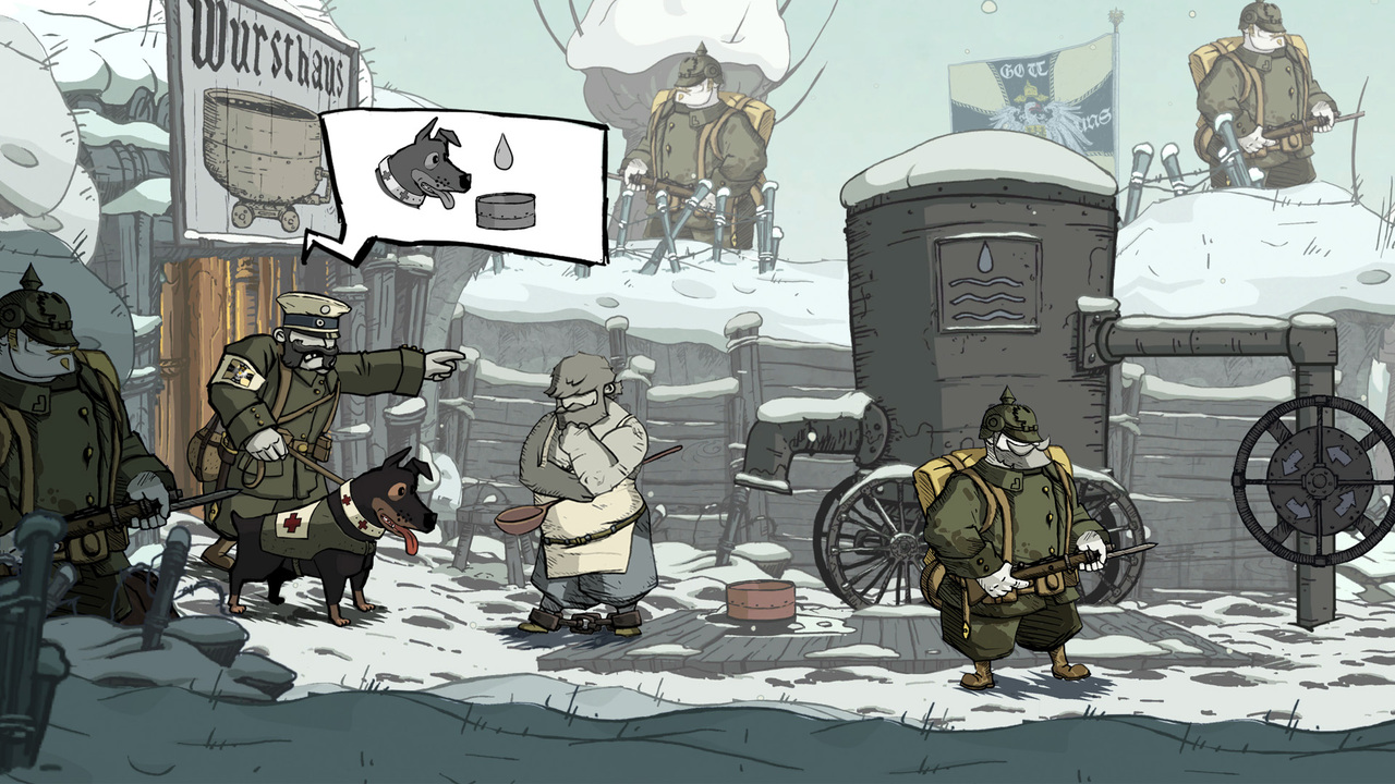Valiant Hearts The Great War Singel Link + RELODED
