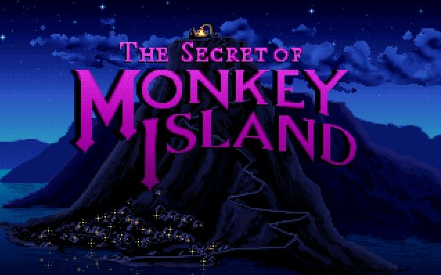 Images The Secret of Monkey Island PC - 3