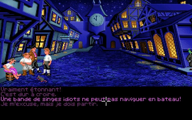 Images The Secret of Monkey Island PC - 4