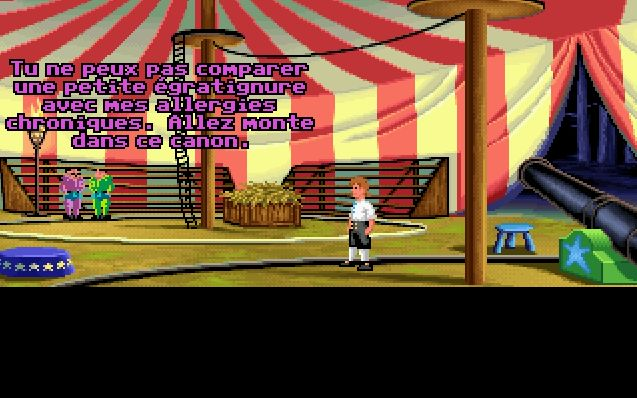 Images The Secret of Monkey Island PC - 7