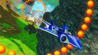 Images Sonic & All Stars Racing Transformed PC - 2