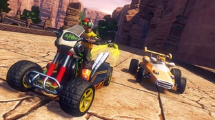 Aperçu Sonic & Sega All Stars Racing Transformed PC - Screenshot 10