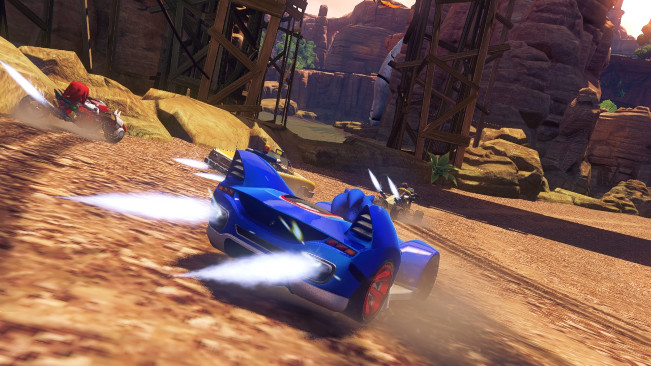 Sonic and All Stars Racing Transformed Update 2-RELOADED ...