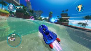 Sonic & All Stars Racing Transformed PC