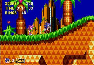 Fiche complète Sonic CD - PC