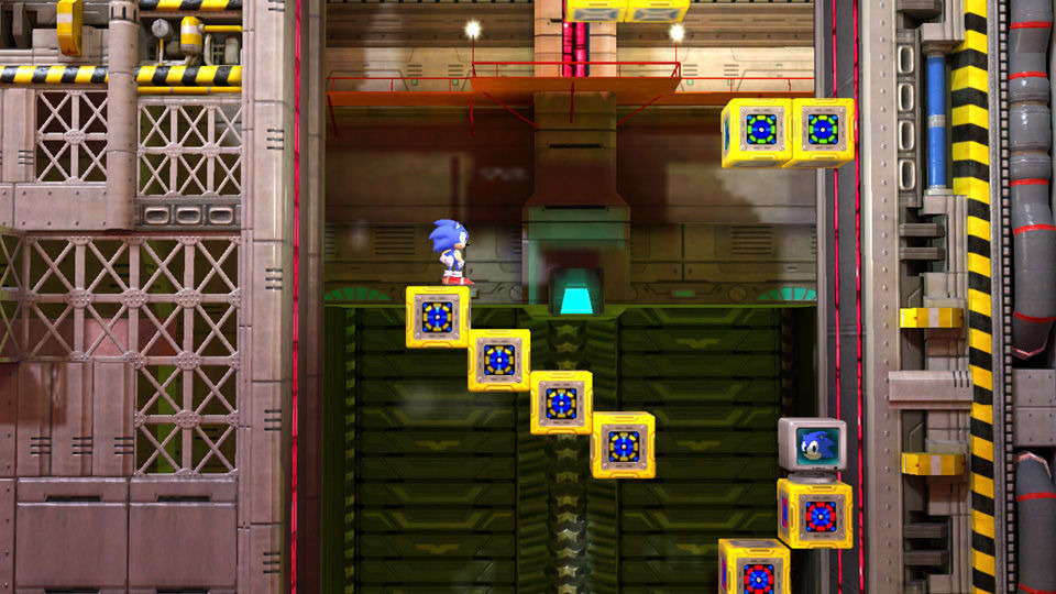 Sonic Generations [Novedad 2011] [Multi5-Incl. Español] [Full/DVD9] [Crack] [6 HOST]