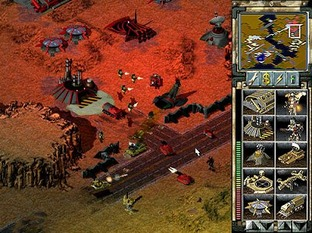 Test Command & Conquer : Soleil de Tiberium PC - Screenshot 1