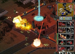 Test Command & Conquer : Soleil de Tiberium PC - Screenshot 2
